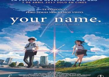 Kimi no na wa se estrenará el 7 de abril en cines españoles GamersRD