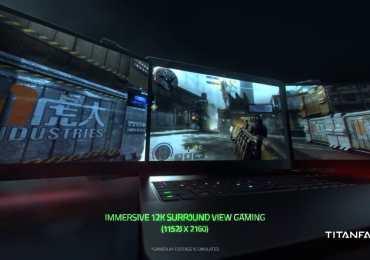 Mira la laptop gamer RAZER de triple pantalla-GAMERSRD