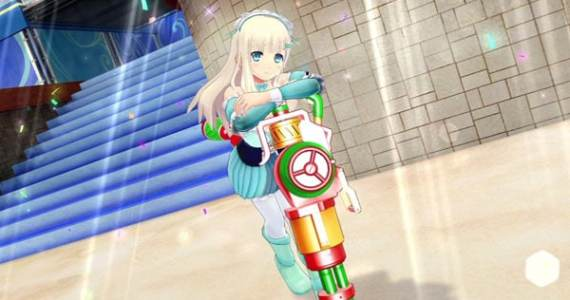 Senran Kagura: Peach Beach Splash muestra el tráiler de su DLC GamersRD