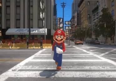 Super Mario Odyssey Mod Grand Theft Auto-GamersRD
