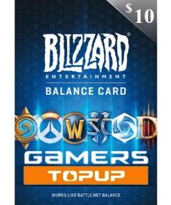 blizzard gift card bd