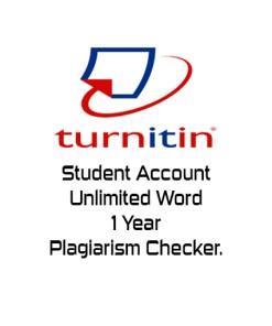 Turnitin Plagiarism Checker