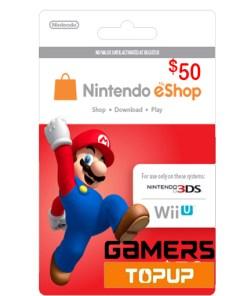 Nintendo eShop Gift Card bd