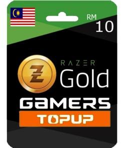 reload razer gold card