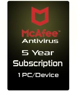Buy McAfee Internet Security BD