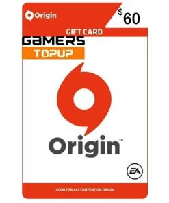 EA Origin Gift Card