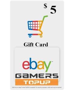 eBay Gift Card Code