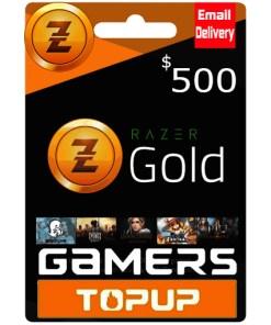 razer gold Pin bd