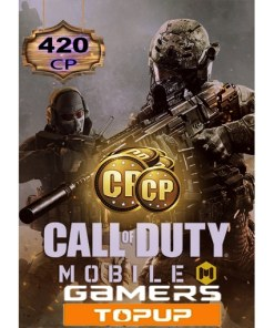Call of Duty Mobile CP Bkash