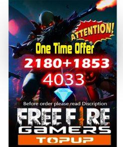 Free Fire Diamond Topup