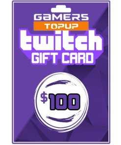 Twitch gift card BD