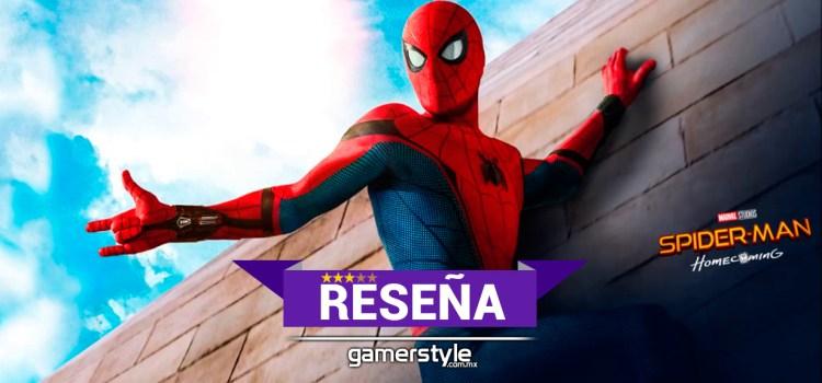 Reseña: Spider-Man: Homecoming