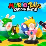 Las figuras de Mario + Rabbids Kingdom Battle ya están en México