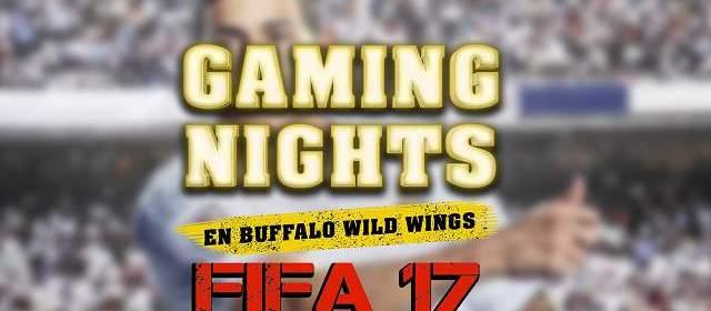 Conoce a los finalistas del segundo torneo Gaming Nights Buffalo Wild Wings