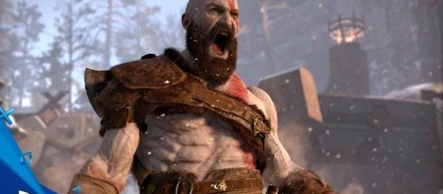 God of War 4 es el lanzamiento más grande para Reino Unido