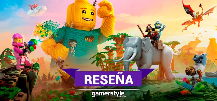 Reseña: LEGO Worlds (Switch)