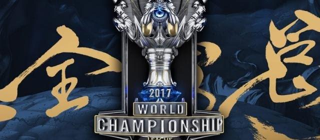 Resultados del sorteo para el mundial 2017 de League of Legends