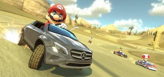 Más de 1 millón ya juegan Mario Kart 8 Deluxe en Estados Unidos