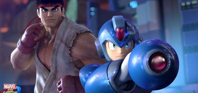 Capcom confirma 4 personajes DLC para Marvel vs Capcom: Infinite