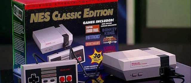 Oficial: NES Classic Edition volverá a las tiendas en 2018