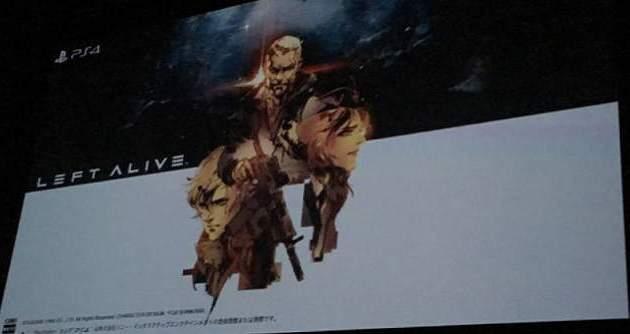 Square Enix anuncia su nuevo survival shooter: Left Alive