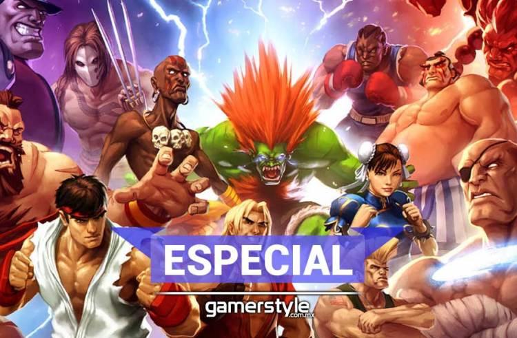 5 inesperadas canciones que hacen homenaje a Street Fighter