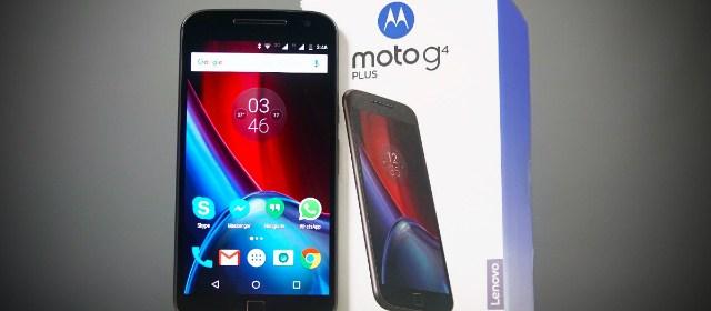 Motorola rectifica y el Moto G4 Plus sí recibirá Android Oreo
