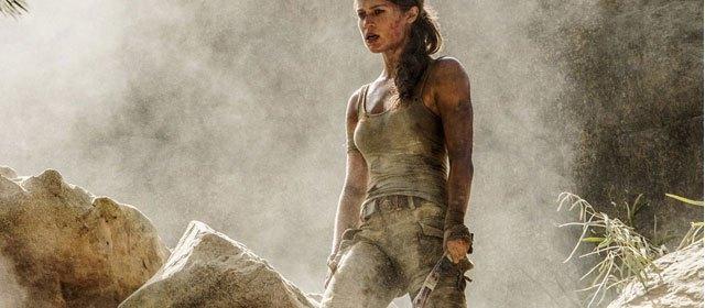 La próxima Lara Croft vendrá a México