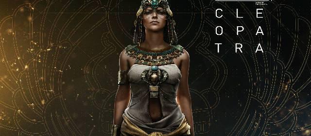 Assassin's Creed: Origins te ayuda con tu cosplay de Cleopatra