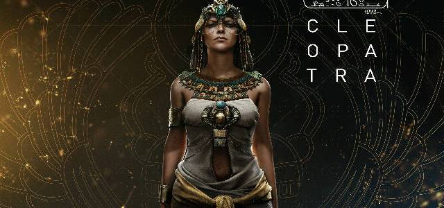 Assassin's Creed: Origins te ayuda con tu cosplay de Cleopatra