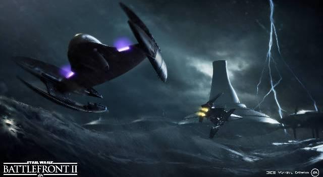 Video filtrado de Star Wars Battlefront 2