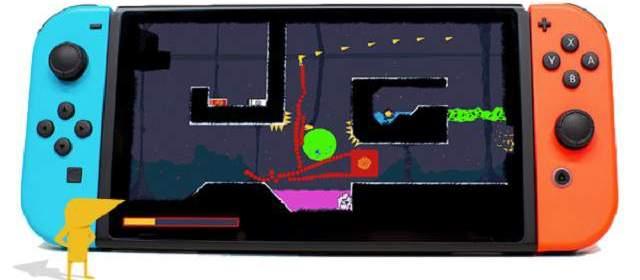 Membrane, el puzzle de acción creativa exclusivo de Nintendo Switch