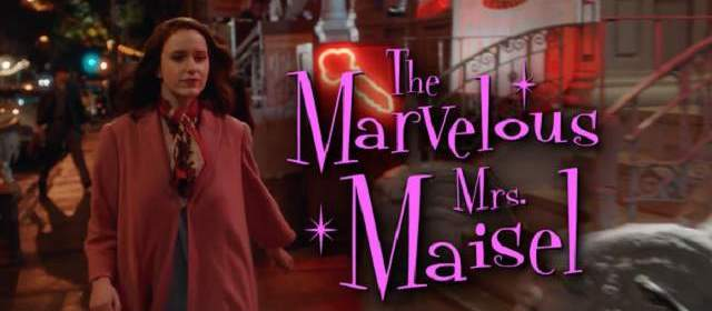 The Marvelous Mrs. Maisel, la nueva exclusiva de Amazon Prime Video