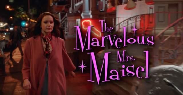 The Marvelous Mrs. Maisel, la nueva exclusiva de Amazon Prime Video