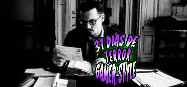 31 Días de Terror Gamer Style: The Ninth Gate