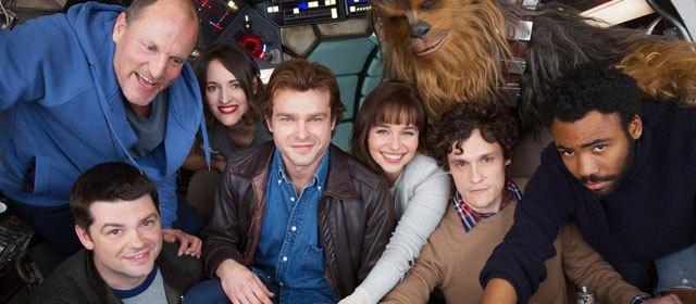 El spin-off de Han Solo ya tiene nombre