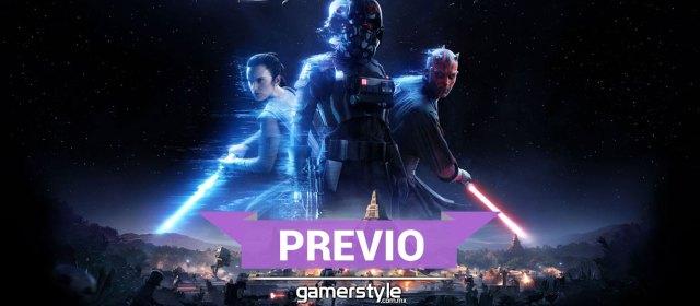 Opiniones sobre la beta de Star Wars Battlefront II