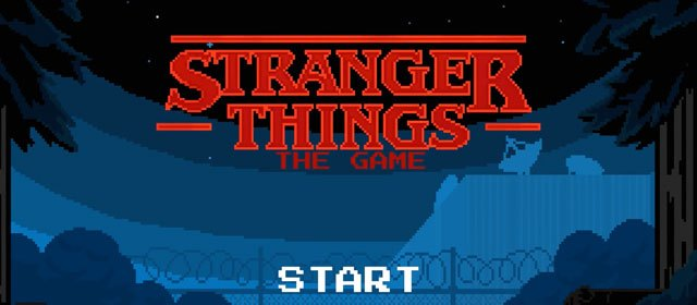 Stranger Things: The Game disponible para Android y iOS