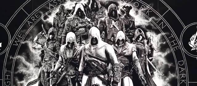 Todos los asesinos de Assassin's Creed recreados con sal
