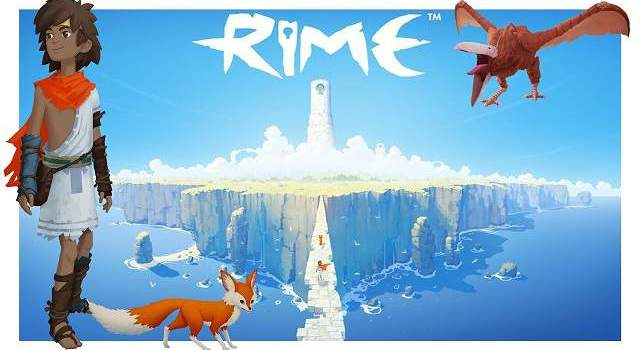El aclamado RiME ya está disponible en Nintendo Switch