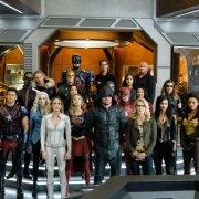 Comienza el súper crossover entre Flash, Arrow y Supergirl
