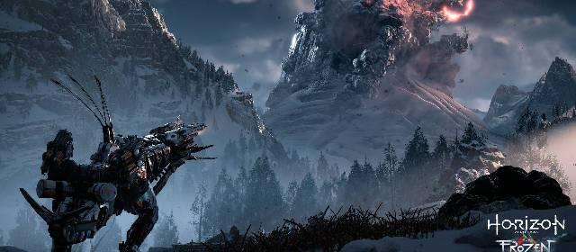 Tráiler de lanzamiento de Horizon Zero Dawn: The Frozen Wilds