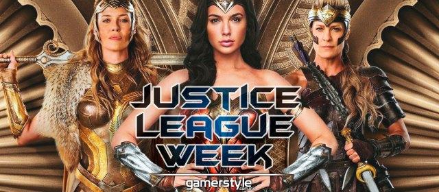 Amazonas de Justice League ¿Vestidas para matar?