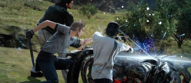 Actualización 1.19 y 1.20 de Final Fantasy XV