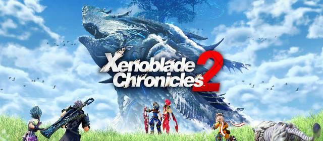 Actualización de Xenoblade Chronicles 2 versión 1.1.1