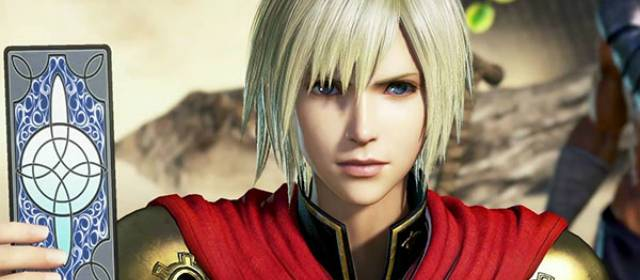 Los héroes y villanos de Dissidia Final Fantasy NT