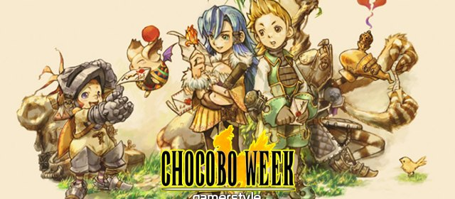 ¿Por qué extraño Final Fantasy Crystal Chronicles?