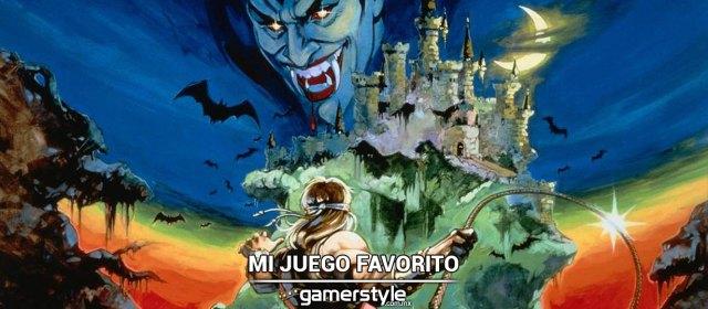 Mi juego Favorito: Castlevania
