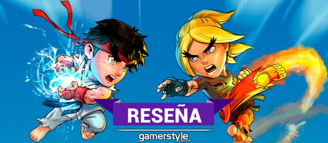 Reseña: Puzzle Fighter