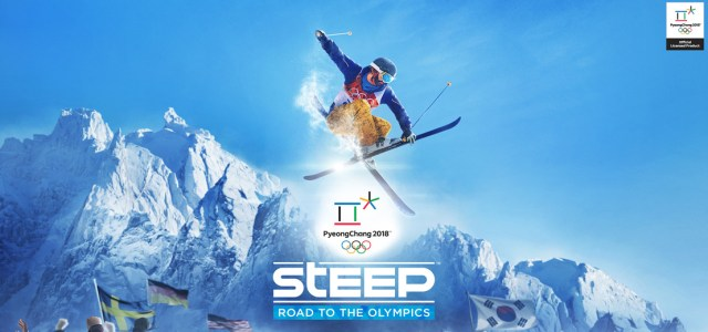 Ya está disponible Steep Road to the Olympics